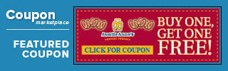 Auntie Anne's Coupon