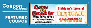 Grin & Bear It Coupon