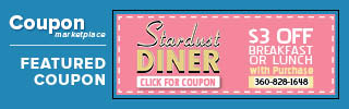 Stardust Diner Coupon